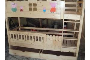 Новые Двухъярусные детские кровати Яремче Мебель