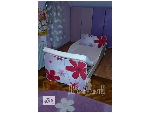 купить бу Новинка кровать детская Мечта с матрасом (Польща). в Львове