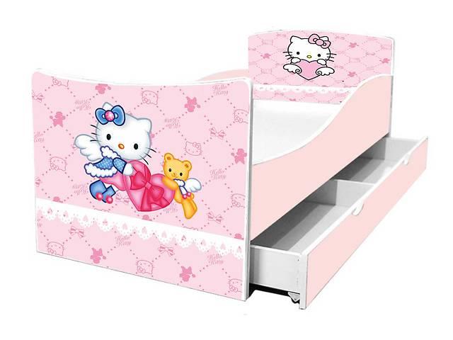 продам Новинка! Кровать для девочек и мальчиков, детская кровать бу в Львове