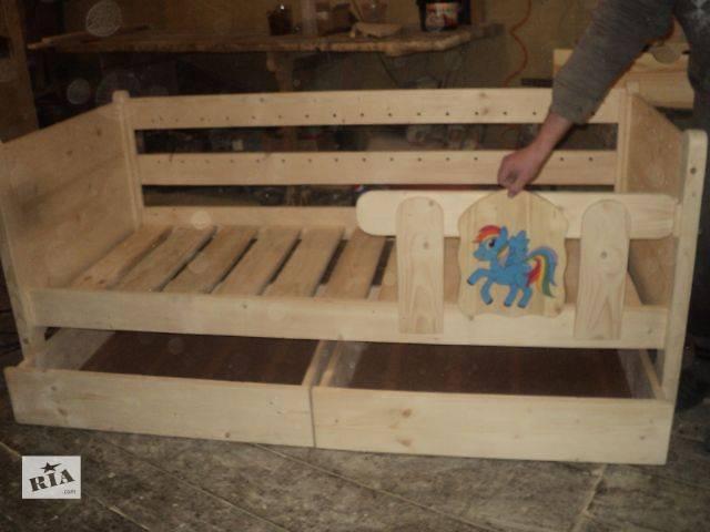купить бу Новинка кроватка самоделка украшаем сами и присылаем фото своих вариантов украшений,победителю приз для ребёнка в Киеве