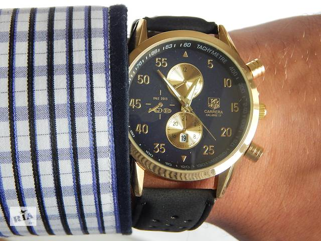 продам Новинка по супер цене - наручные часы Tag Heuer Carrera Calibre 17 бу в Харькове