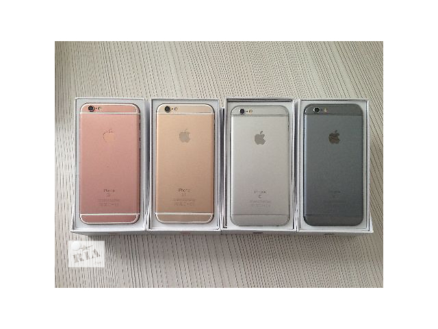 бу Apple Iphone 6S 16Gb! 3G! 4G! Android 5.0.1! В Наличии! Оплата При Получении! Без Предоплат! в Одессе