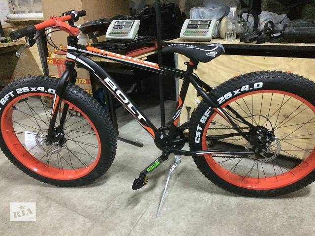купить бу Новинка Велосипед Bolt супер цена!!! в Черкассах