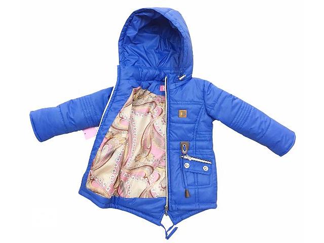 Новинка! Весенняя курточка парка для девочки 2-6лет- объявление о продаже  в Харькове