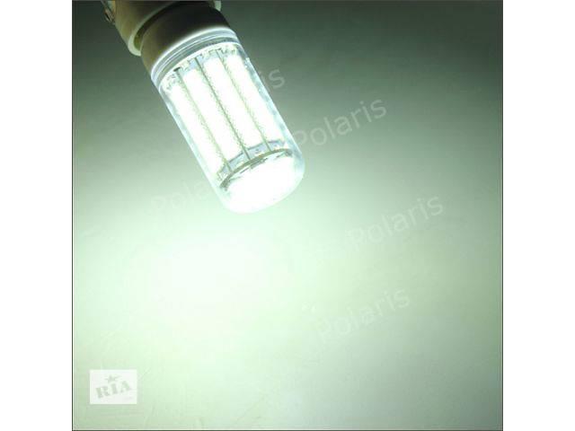 Smd 5050 15w лампа led кукуруза е27