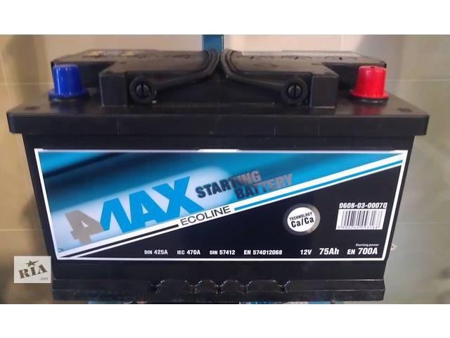 продам Новый 4MAX аккумулятор + гарантия бу в Белой Церкви