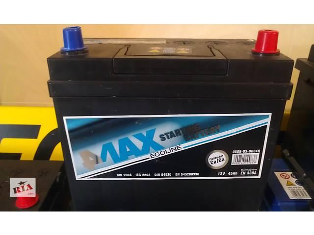 Новый 4MAX аккумулятор + гарантия- объявление о продаже  в Белой Церкви