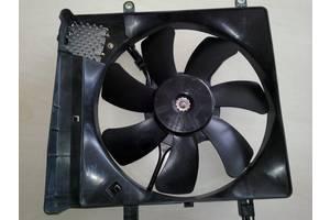 Новые Вентиляторы осн радиатора Subaru Outback