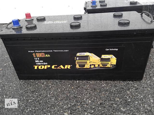 продам Новый аккумулятор для грузовика бу в Киеве