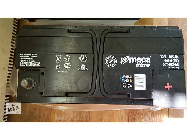 продам Новый аккумулятор для легкового авто A-Mega бу в Ровно