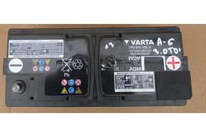 б/у Аккумуляторы Varta