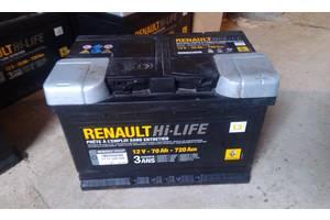 Новые Аккумуляторы Renault Logan