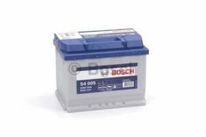 Новые Аккумуляторы Bosch