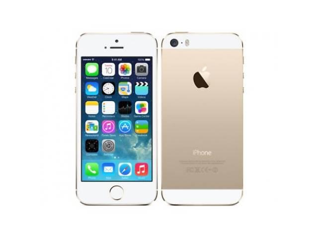 Новый Apple iPhone 5s 32Gb Gold/silver/grey от магазина с гарантией 1 год, есть наложенный платёж быстрая доставка- объявление о продаже  в Киеве