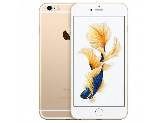 бу Новый Apple iPhone 6 Plus 16Gb Gold с гарантией 1 год, покупка в сертифицированом магазине, наложенный платёж, в наличии в Киеве