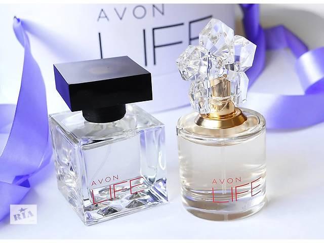 Новый аромат Avon Life от легендарного дизайнера Kenzo Takada- объявление о продаже  в Киеве
