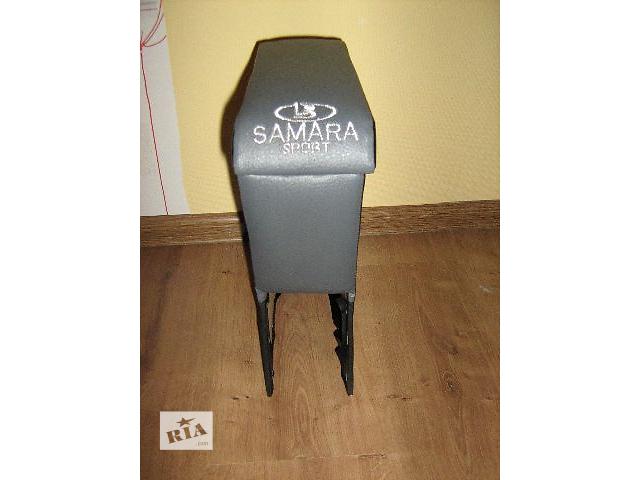 купить бу Новий Багатофункціональний підлокітник на ваз 2114, колір чорний, також є і сірий забезпечує зручне управління автомобіл в Ивано-Франковске