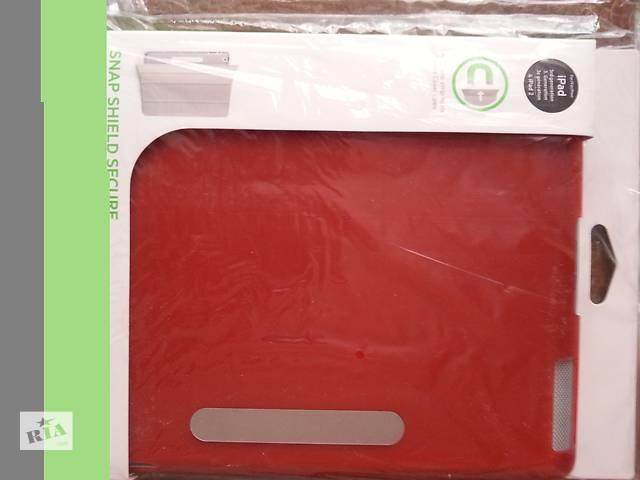 продам Новый бампер оригинал Belkin apple iPad 2/3/4 red TPU бу в Киеве