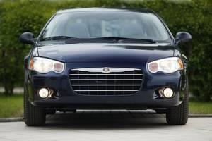 Новые Бамперы передние Chrysler Sebring
