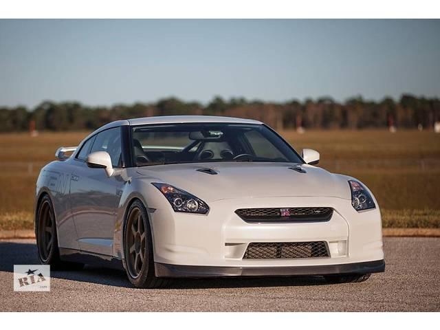 купить бу Новый бампер передний для купе Nissan GT-R в Черновцах