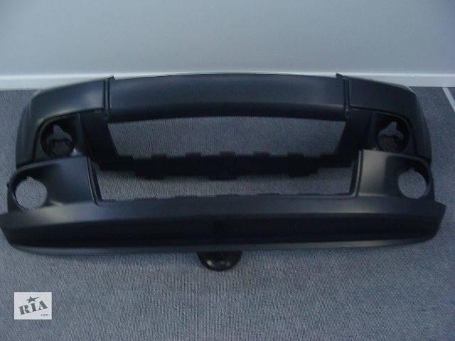 купить бу Новый бампер передний 68033744AB  для авто Jeep Grand Cherokee 2008-2010 в Киеве