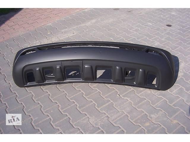 Новый бампер передний для легкового авто Mercedes ML-Class- объявление о продаже  в Ивано-Франковске