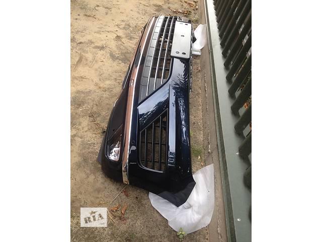 купить бу Новый бампер передний для легкового авто Volkswagen Touareg в Ковеле