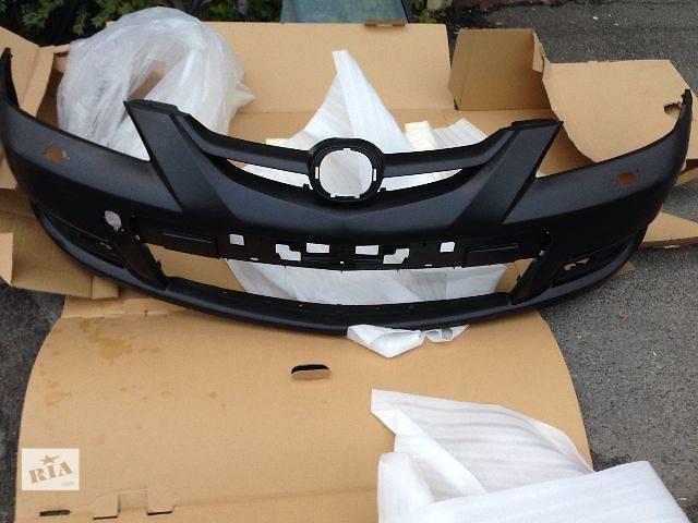 продам Новый бампер передний Mazda 3 MPS B37F50031K4366 бу в Киеве