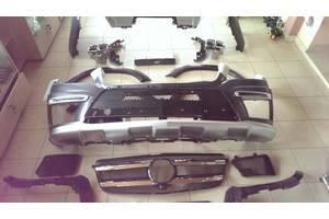 Новые Бамперы передние Mercedes GL 63 AMG