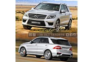 Новые Бамперы передние Mercedes ML 63 AMG