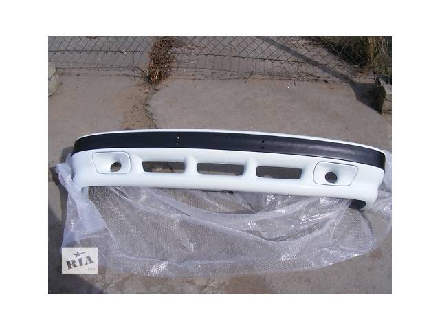 бу Новый бампер передний и задний окрашенный для легкового авто ГАЗ 3110 в Запорожье