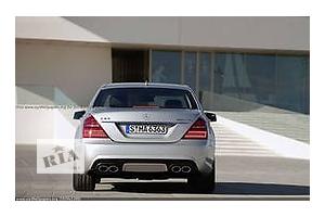 Новые Бамперы задние Mercedes S 65 AMG