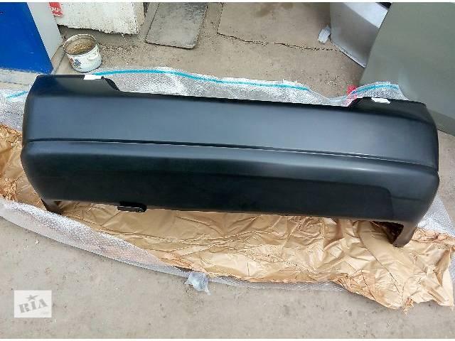 купить бу Новый бампер задний для седана Nissan TIIDA 2007,2008,2009,2010,2011,2012,2013 в Одессе