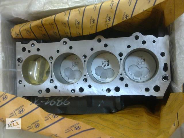 Новый блок двигателя в сборе 2.5TD  D4BH D4BF  Huanghai H1- объявление о продаже  в Запорожье