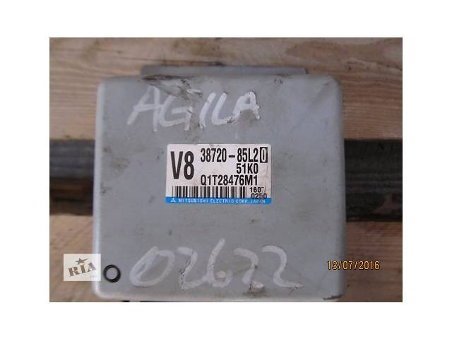 купить бу Новый блок управления, модуль 3872085L20 для легкового авто Opel Agila 3872085L20 / Q1T28476M1 в Ровно
