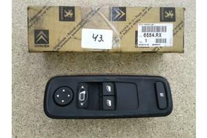 Новые Блоки управления стеклоподьёмниками Peugeot 807