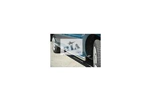 Новые Боковые пороги, подножки Volkswagen Caddy