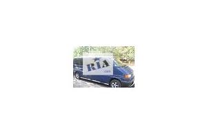 Новые Боковые пороги, подножки Volkswagen T4 (Transporter)