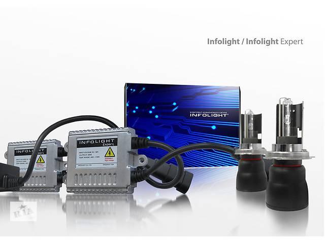 купить бу Новый Биксенон Infolight Pro / Infolight Expert 35W (установочный комплект) в Житомире