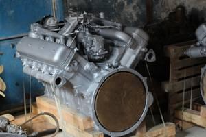 Новые Двигатели ХТЗ