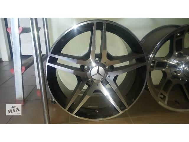 бу Новый комплект дисков для кроссовера Mercedes GLK в Кривом Роге