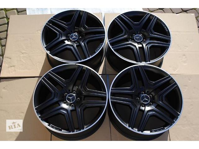 продам Новый диск для легкового авто Mercedes ML 63 AMG 2015 BLACK EDITION. R21 10J. бу в Ужгороде