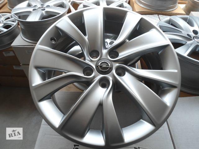 бу Новый диск для легкового авто Opel Astra J R18 в Ужгороде