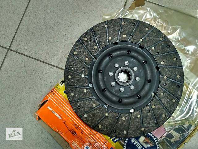 бу Новый диск сцепления для грузовика ГАЗ 3309 в Никополе (Днепропетровской обл.)
