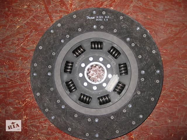 купить бу Новый диск сцепления для грузовика MAN 12 в Одессе