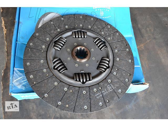 продам Новый диск сцепления для грузовика MAN TGA бу в Умани