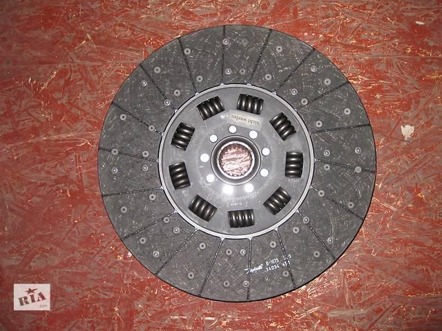 купить бу Новый диск сцепления для грузовика Scania 93 в Одессе