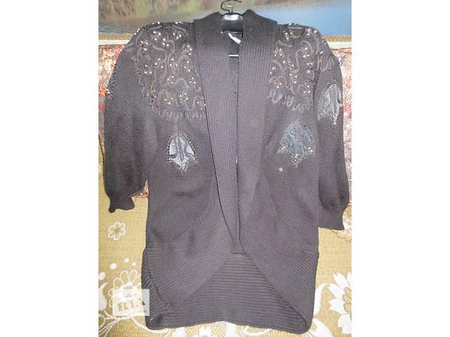 продам Новый элегантный женский кардиган черного цвета бу в Тернополе