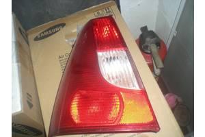 Новые Фонари стоп Renault Logan