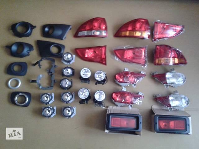 продам Новый фонарь задний для легкового авто Mitsubishi Pajero Sport 2009-2015 бу в Киеве
